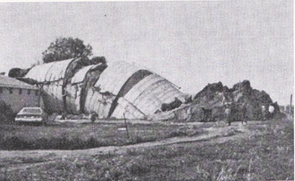 Geotechnical failures